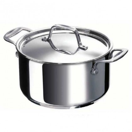 Beka casserole and lid 28 cm / 8.9 litre chef from dowricks.com