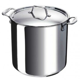 Beka stockpot and lid 24 cm / 10 litre chef