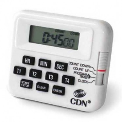 CDN 4 event timer and clock from dowricks.com
