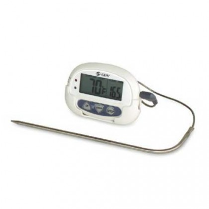 CDN Digital probe thermometer 0 to 200 degrees C from dowricks.com