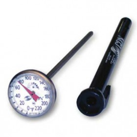 CDN ProAccurate InstaRead Cooking Thermometer 0 to 220 degrees Farenheit