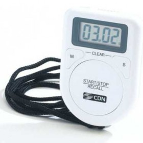 CDN Timer on a rope - White
