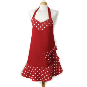 Belle - Kitchen textiles - belle bow kitchen apron