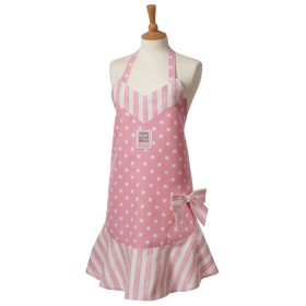 Belle - Kitchen textiles - cakeshop bow kitchen apron