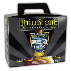 Milestone Dark Galleon beer kit