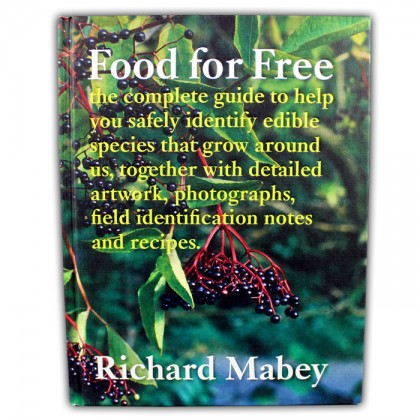 Food for Free - Hardback from dowricks.com