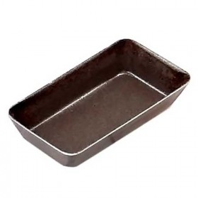 Gobel Bakeware - 50mm non-stick plain rectangluar mould