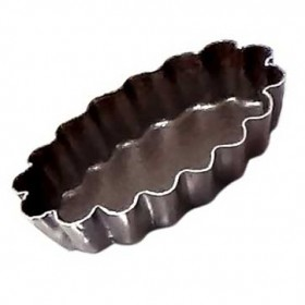 Gobel Bakeware - 45mm non-stick plain diamond mould