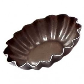 Gobel Bakeware - 45mm non-stick ribbed dome mould