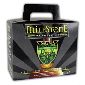 Milestone Green Man beer kit