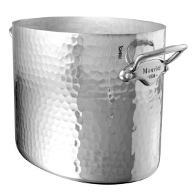 Mauviel - Collection m'30 -  oval champagne bucket 26 x 20 cm aluminium