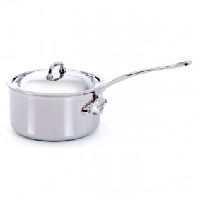 Mauviel - Collection m'cook - 12 cm saucepan and lid