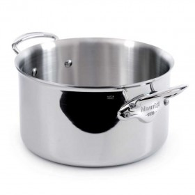 Mauviel - Collection m'cook - 24 cm casserole without lid