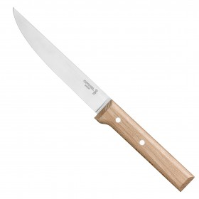 Opinel - Carving Knife Number 120 - Beech Handle Parallele