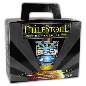 Milestone Shine On Beer KIt