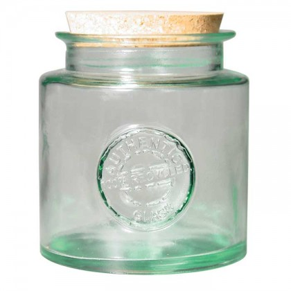 San Miguel - 1.5 litre Jar with Cork Stopper - Authentic from dowricks.com