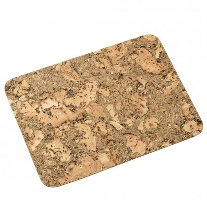 Viking Cork Woodware - rectangular tablemats iceberg set of 4 29 x 40 cm from dowricks.com