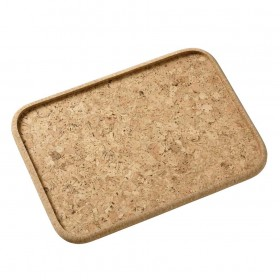 Viking Cork Woodware - rectangular tray 42 x 30 cm