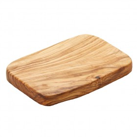 Woodware - board with out bark 15 x 20 cm olivewood