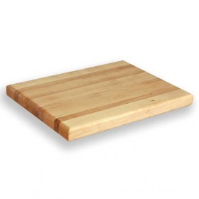 Woodware - 14 x 10 x 1.25 inch maple board