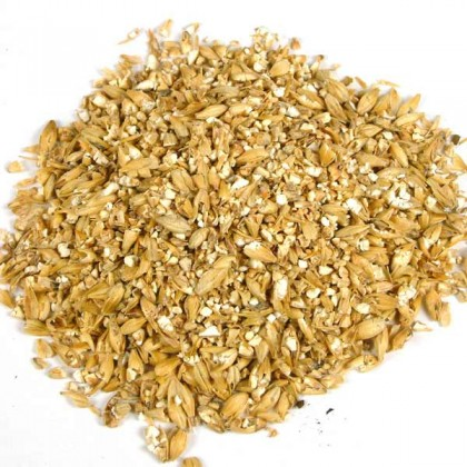British Lager Malt - 1 kg crushed from dowricks.com