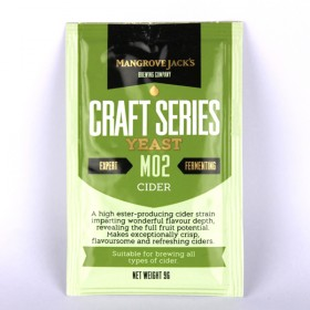 Mangrove Jacks Craft Series M02 Cider Yeast