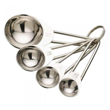 Measuring spoons - set of four from dowricks.com
