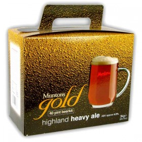 Muntons Gold Highland Heavy Ale