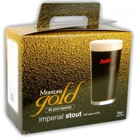 Muntons Gold Imperial Stout