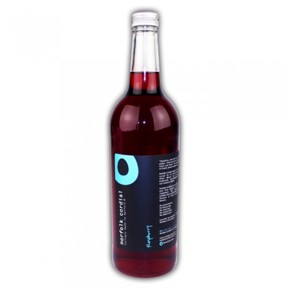 Norfolk Cordial Raspberry Catering Size 75cl from dowricks.com
