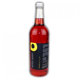 Norfolk Cordial Strawberry and Lime Catering Size 75cl
