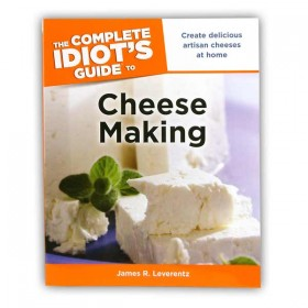 The Complete Idiots Guide to Cheese Making