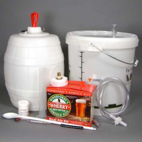 Woodfordes Wherry Micro Brewery Starter kit