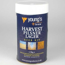 Youngs Harvest Pilsner Lager