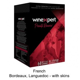 WinExpert - Private Reserve - French Bordeaux Style, Languedoc -  Winemaking Kit