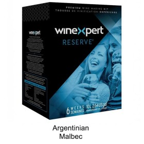 WineXpert - Argentinian Malbec - Wine making kit