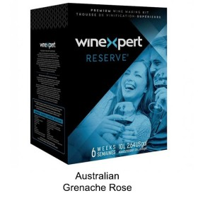 WineXpert - Australian Grenache Rose - Wine making kit