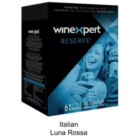 WineXpert - Italian Luna Rossa - Wine making kit
