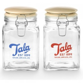 1960's Tala storage jar - 1100ml