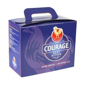 Courage Best Bitter 40 pint beer kit