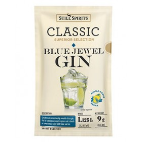 Still Spirits Classic Blue Jewel Sachet (2 x 1.125L)