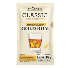 Still Spirits Classic Queensland Gold Rum (Makes 2.25L)