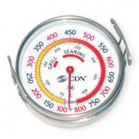 CDN Grill surface thermometer 50 to 425 degrees C