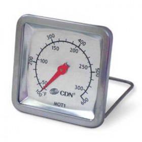 CDN multi-mount oven thermometer 50 to 300 degrees C