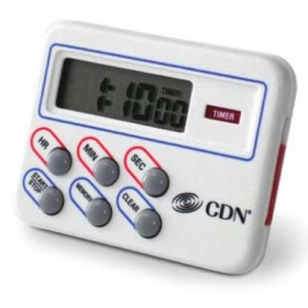 CDN multi-task timer and clock