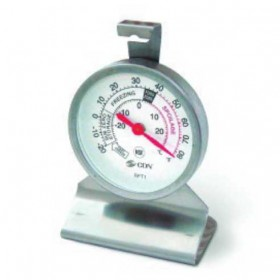 CDN ProAccurate heavy duty refrigerator / freezer thermometer -30 to +30 degrees C