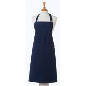 Belle - Kitchen textiles - full kitchen apron sapphire