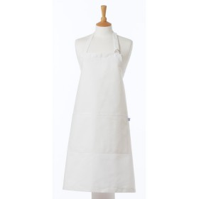 Belle - Kitchen textiles - full kitchen apron white
