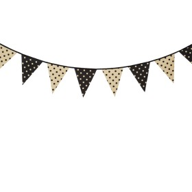 Belle - Kitchen textiles - 5m bunting strip simone / sophia