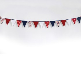 Belle - Kitchen textiles - 5m bunting strip flotilla